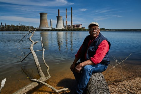 DC Waterkeeper, Fred Tutman by Nigel Parry