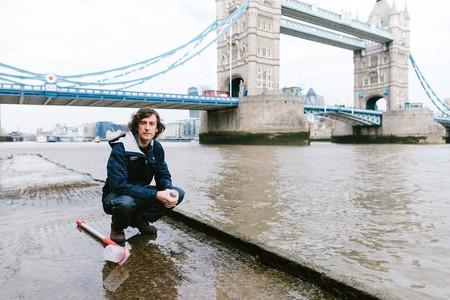 London, Theo Thomas