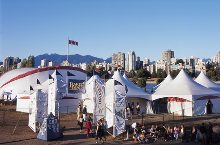 Bard on the Beach Shakespeare Festival in Vancouver