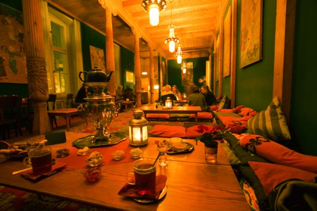 Berlin Tajik Tea house