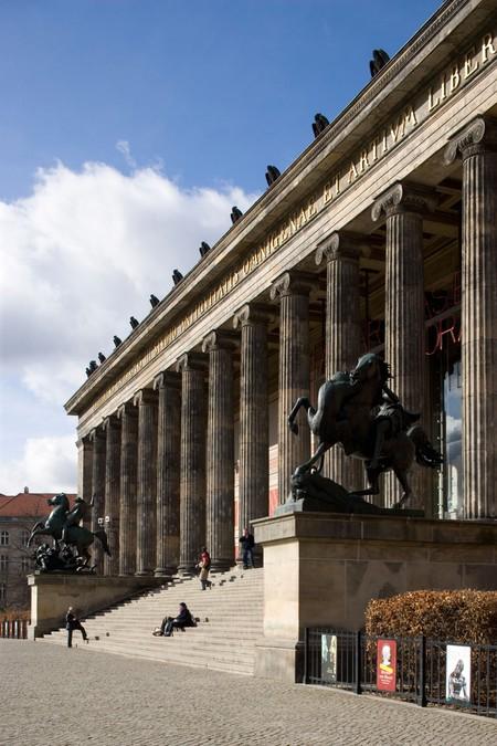 Altes Museum, Berlin.