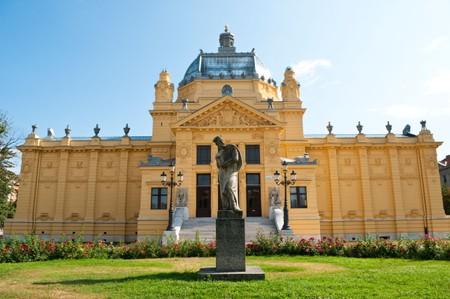 The Art Pavilion, Zagreb, Croatia