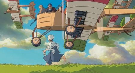 The Wind Rises directed by Hayao Miyazaki