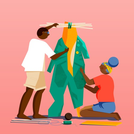 The Junkyard Lagos Nigeria's Sustainable Artists' Retreat
