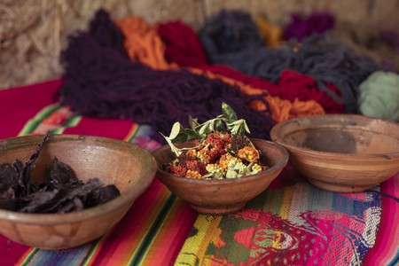 Natural Dyes