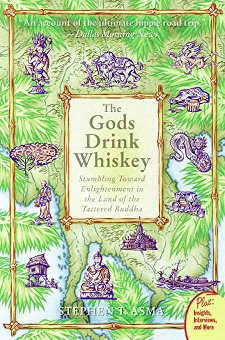 'The Gods Drink Whiskey' is essential reading