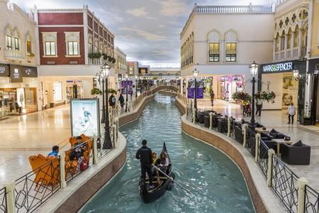 Aspire Zone, Villaggio Mall, Gondolania Theme Park
