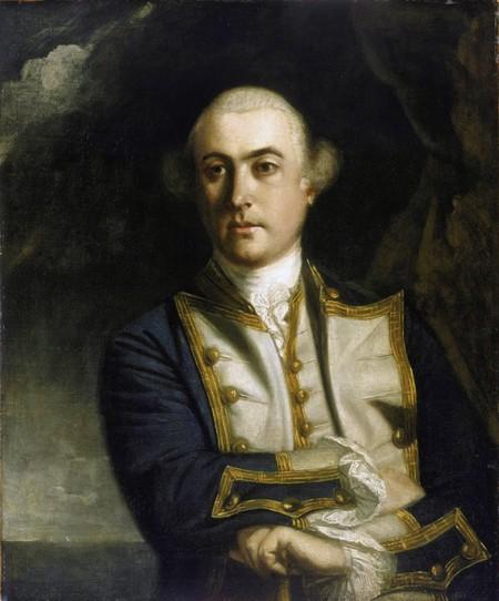 © John Byron by Joshua Reynolds 1759