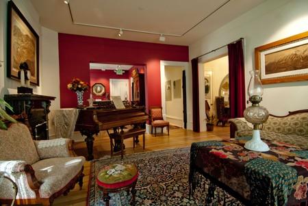 USA Colorado Aspen Wheeler-Stallard Museum, 1888 Queen Anne style house