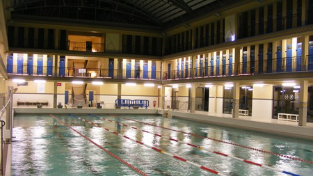 The Most Beautiful Municipal Swimming Pools In Paris