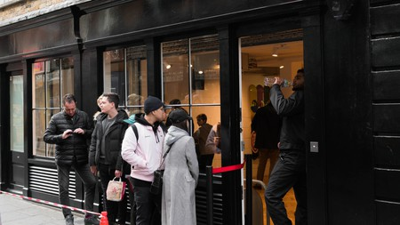 daec3d014838 Supreme is a New York brand with a shop in London s Soho