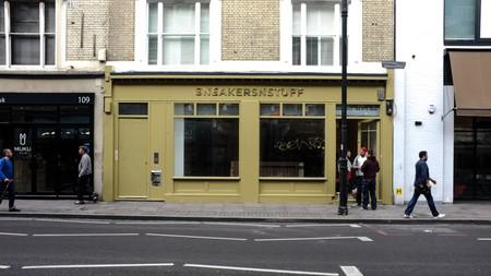 e5c83e3e13ec Sneakersnstuff s London store is on Shoreditch High Street