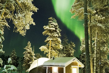 The Most Magical Places to Sleep Under the Northern Lights