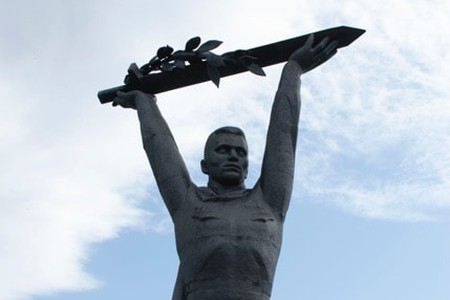 The Victorious Soldier, Omsk
