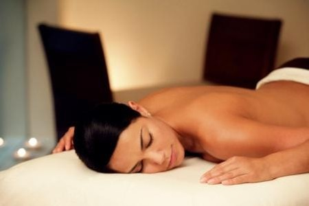 Indulge in the spa centre in Entre Cielos