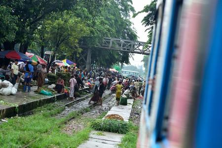 The Best Street Markets in Yangon, Myanmar