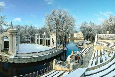 Most Beautiful Parks In Warsaw Poland