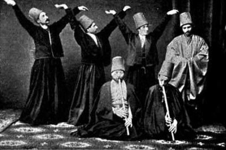 Galata Mevlevi Whirling Dervish House and Museum