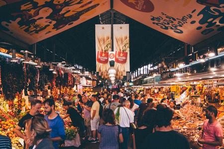 The Best Food Markets In Barcelona