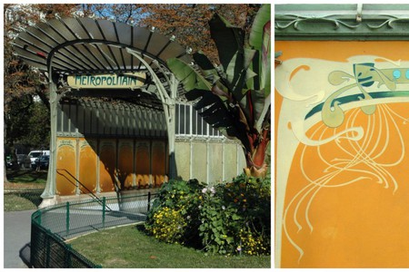 Port Authority To Met Art Museumsubway Map.10 Of The Most Beautiful Art Nouveau Metro Stations In Paris
