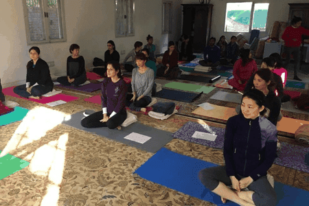 The Top 7 Yoga Studios In Delhi