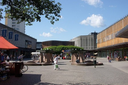 The 8 Best Shopping Centres In Stockholm