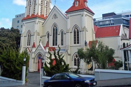 Presbyterian services wellington