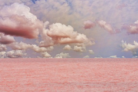 See Do Spain S Pink Water Lake