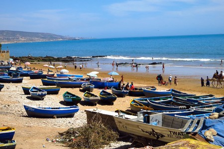 The Most Beautiful Beaches In Morocco