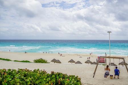 Best beaches in Cancun.