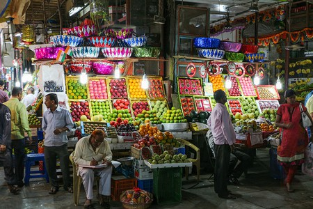 the best markets in mumbai india