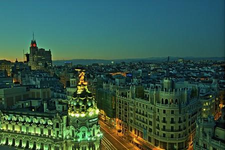 The Best Rooftop Restaurants In Madrid