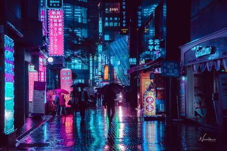 Hong Kong S Neon Glow An Interview With Photographer Zaki
