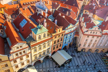 The Best Bars in Prague's Old Town