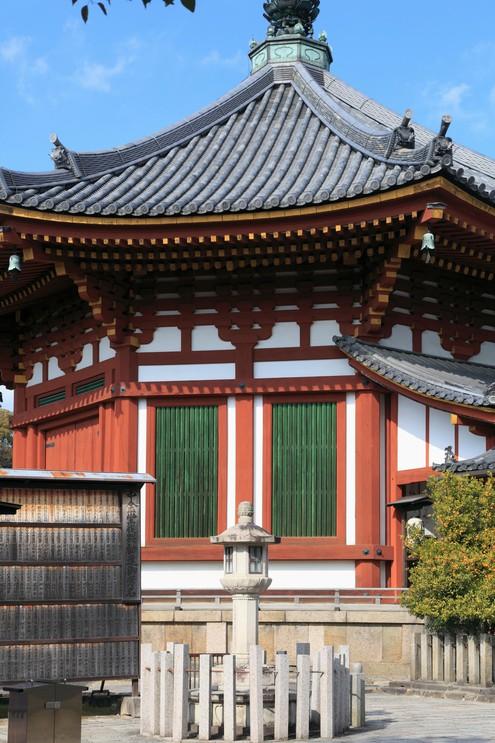 Kofukuji Temple, Southern Octogonal Hall,