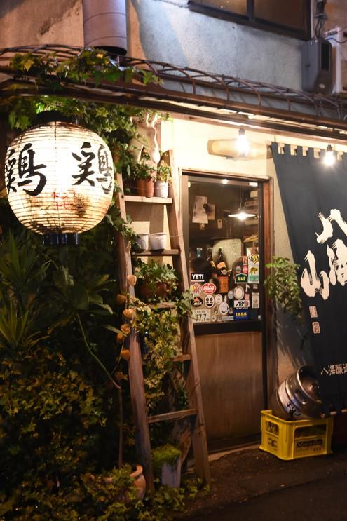 Izakaya (bar restaurant), Matsushima Shinchi, Osaka, Japan
