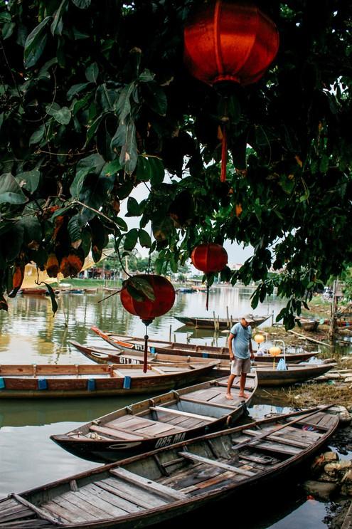 Water life, Hoi An