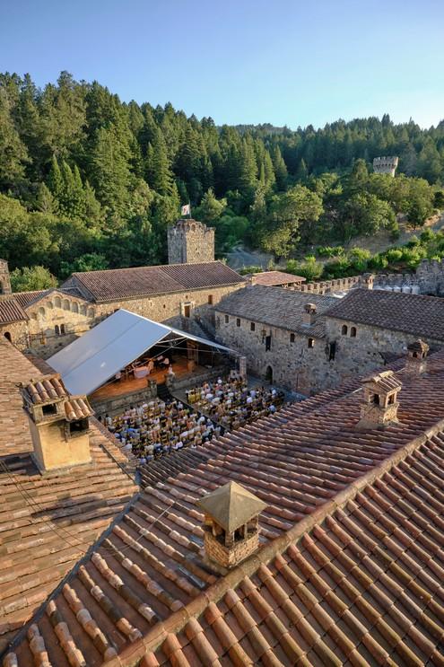 Opera at the Castello