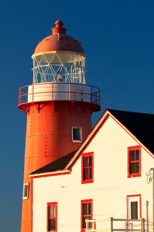 Ferryland Head Lighthouse, Ferryland, Newfoundland and Labrador, Canada