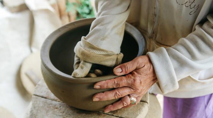 Pottery Village-Hoian-Vietnam