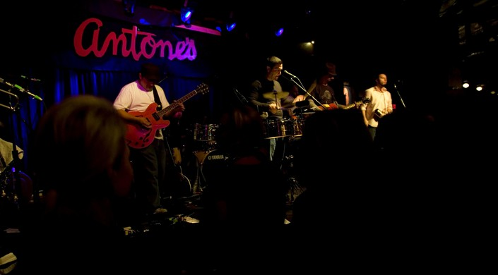 A landmark on the Austin music scene, Antone's Home of the Blues hosts a wave of cutting edge bands.