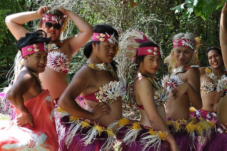 Samoan © Jeantine Mankelow / Flickr