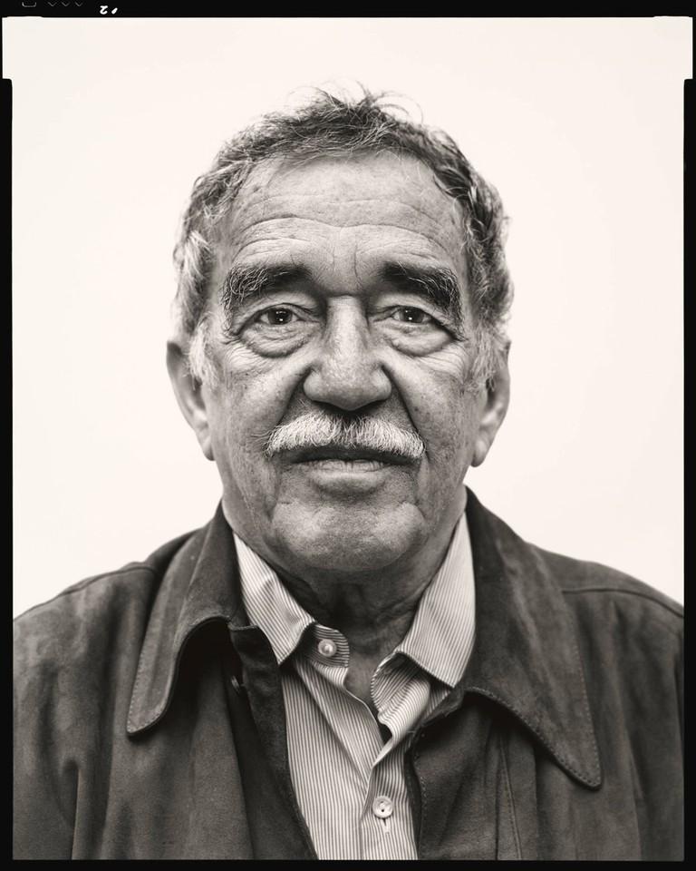 Gabriel García Marquez © Wolf Gang