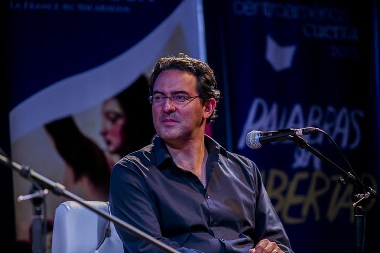 Juan Gabriel Vasquez © Centroamérica cuenta