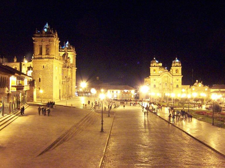 Peru , Cusco © Ian Armstrong/Flickr