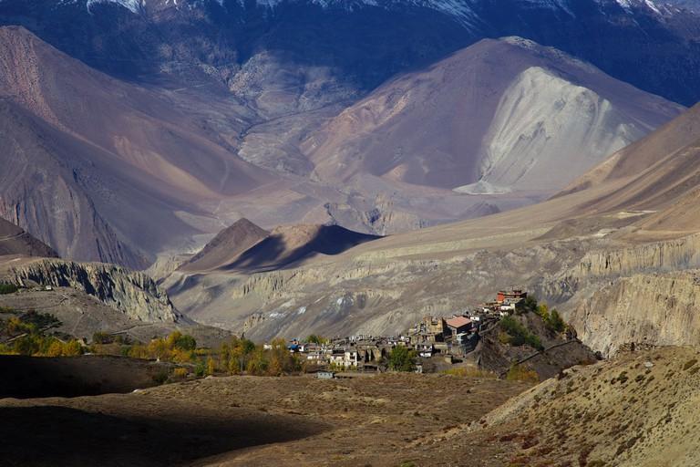 Nepal | © Jean-Marie Hullot/Flickr