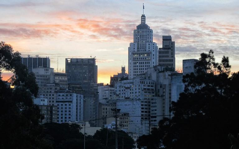 Sao Paulo Skyline © Diego Torres Silvestre / Flickr