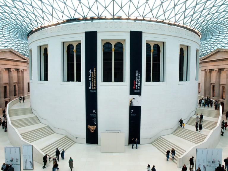 Museum main hall   © William Warby / Flickr