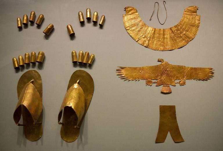 Egyptian exhibit   © Nathan Rupert / Flickr