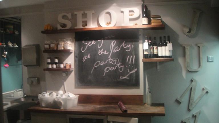 The Modern Pantry Shop ©Joselu Blanco